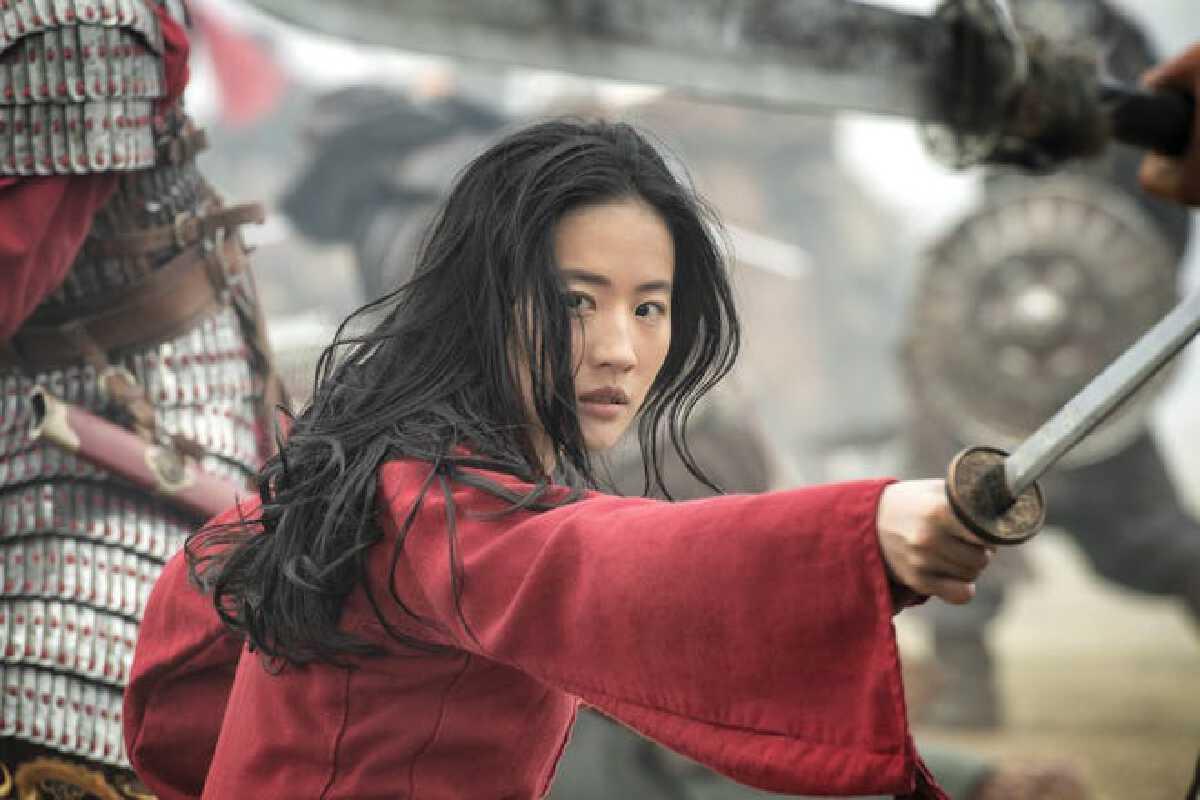หลิว อี้ เฟย (Liu Yifei)