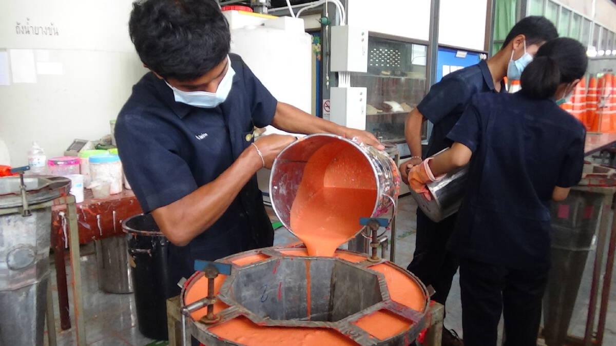 เทคนิคตรังต่อยอดทำกรวยน้ำยางสดขาย กยท.