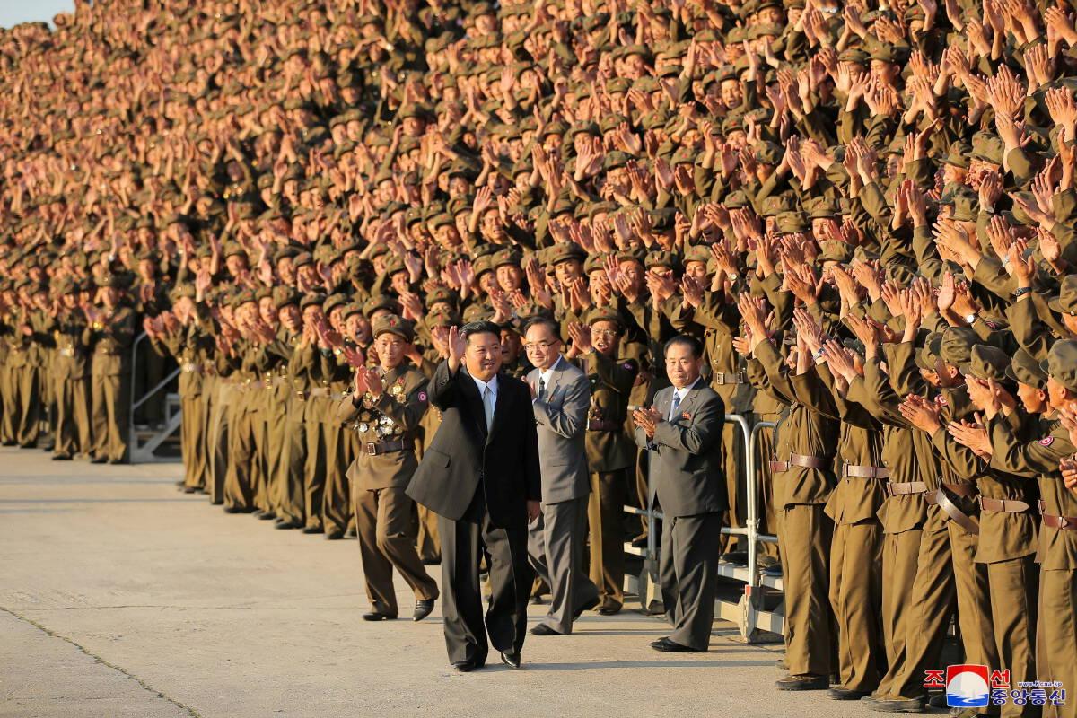 เกาหลีเหนือทดสอบขีปนาวุธร่อนพิสัยไกลรุ่นใหม่