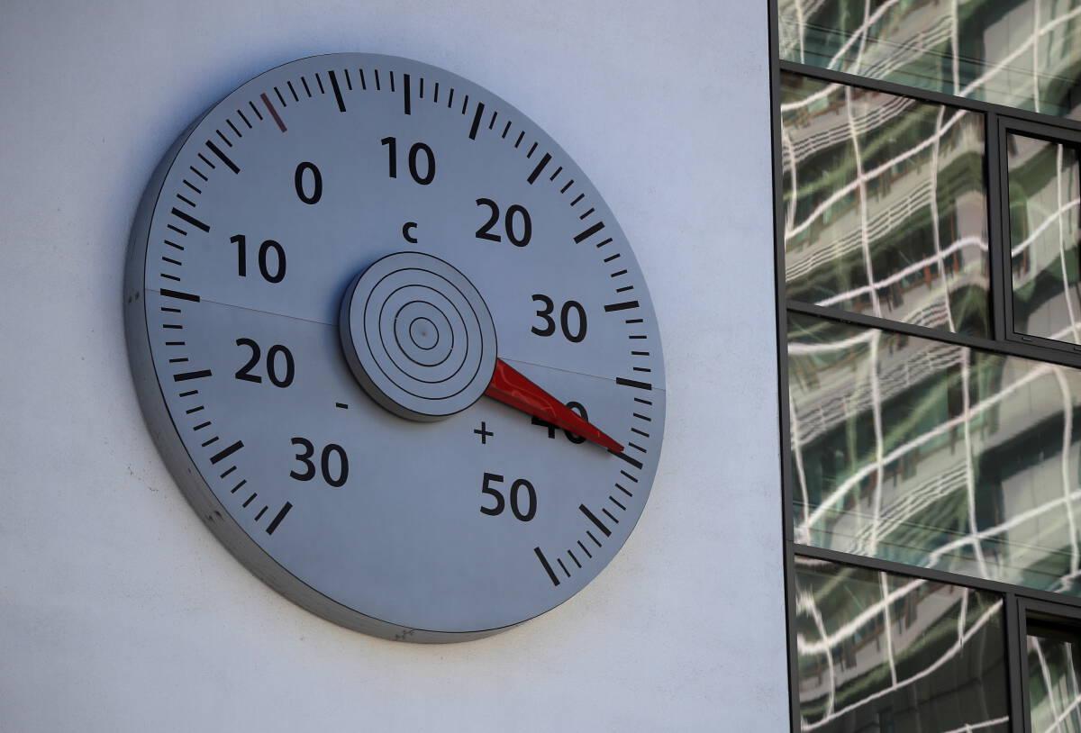 ทั่วโลกร้อนจัดเกิน 50 องศาบ่อยขึ้น 2 เท่า