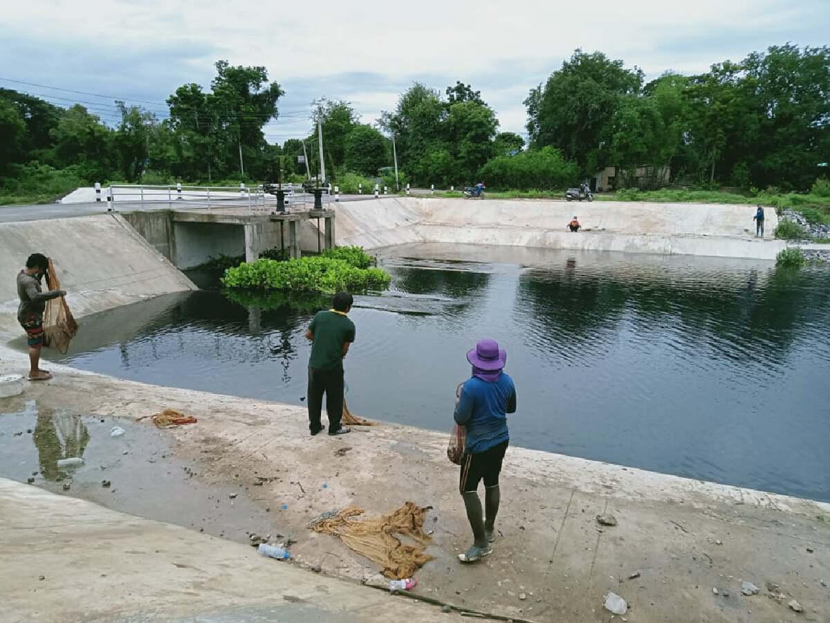 ลำน้ำแม่ลายังไม่พ้นวิกฤติน้ำเสีย ท้องถิ่นจังหวัดเร่งหาสาเหตุ