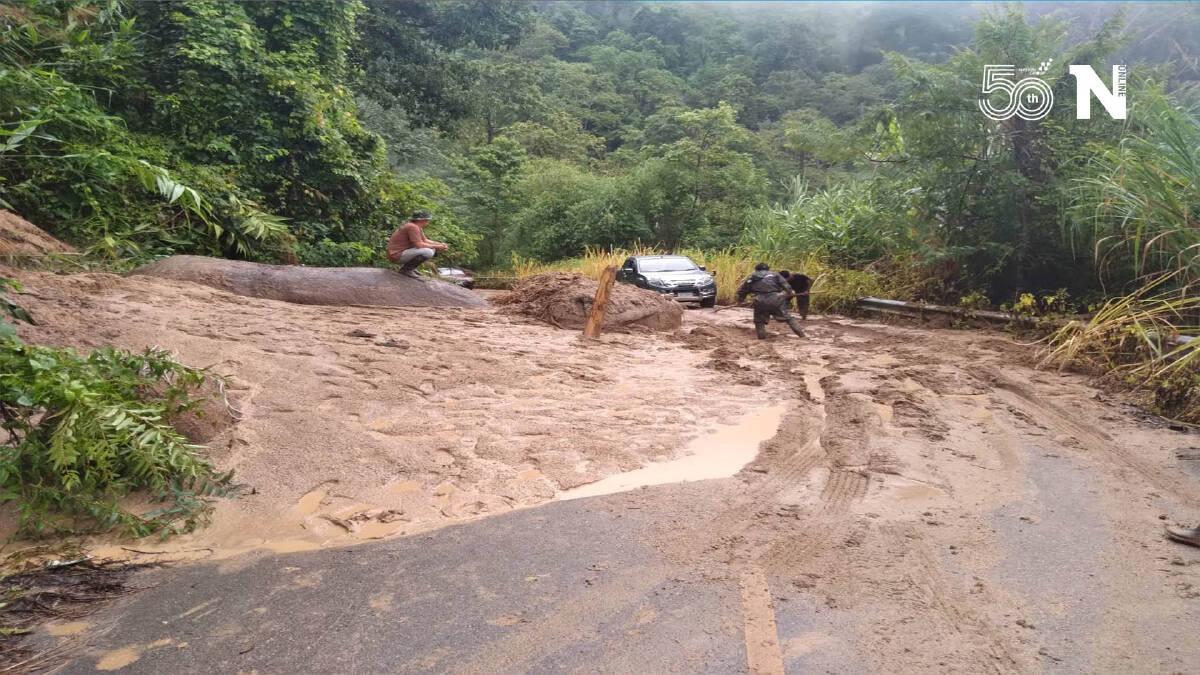 ฝนตกหนัก 60-80% ทั่วทุกภาค เฝ้าระวังน้ำหลากดินถล่ม