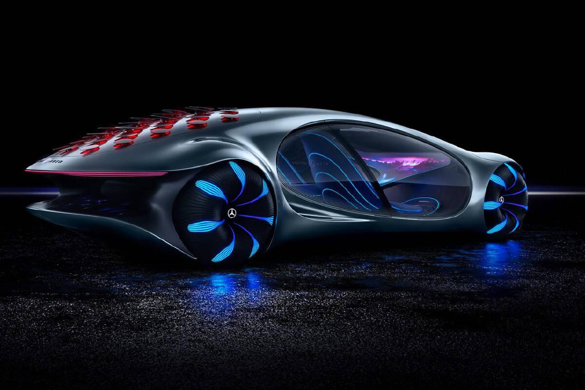 ล้ำไปไกล เมอร์เซเดส-เบนซ์ พัฒนารถยนต์ที่ควบคุมด้วยสมอง