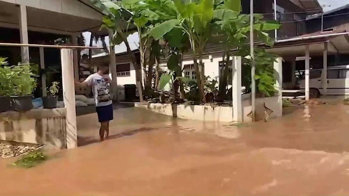 อ่วม 9 อำเภอน้ำท่วมสูงเฝ้าระวังน้ำชีหนุนจ่อท่วมเมือง
