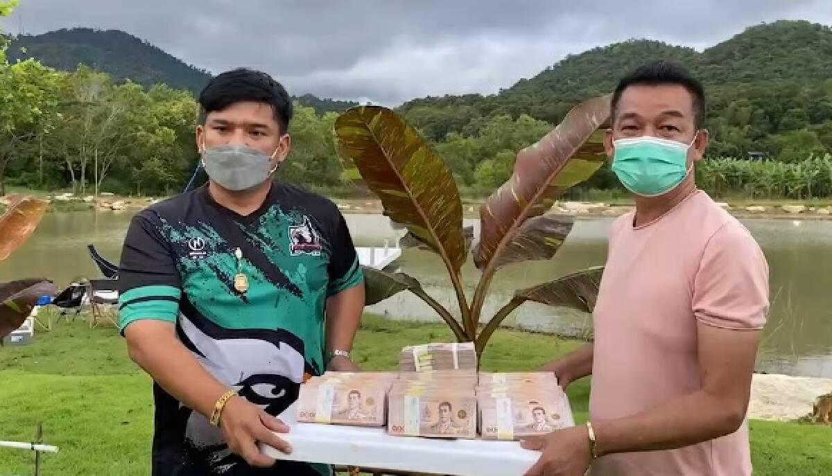 เสี่ยระยองควักเงินสด 10ล้าน ซื้อกล้วยด่างแดงอินโด ขายต่อยอดพุ่ง