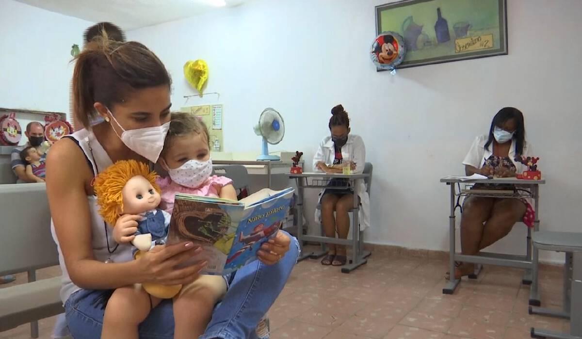 คิวบาฉีดวัคซีนโควิด-19 ให้เด็กวัย 2 ขวบเป็นประเทศแรกของโลก