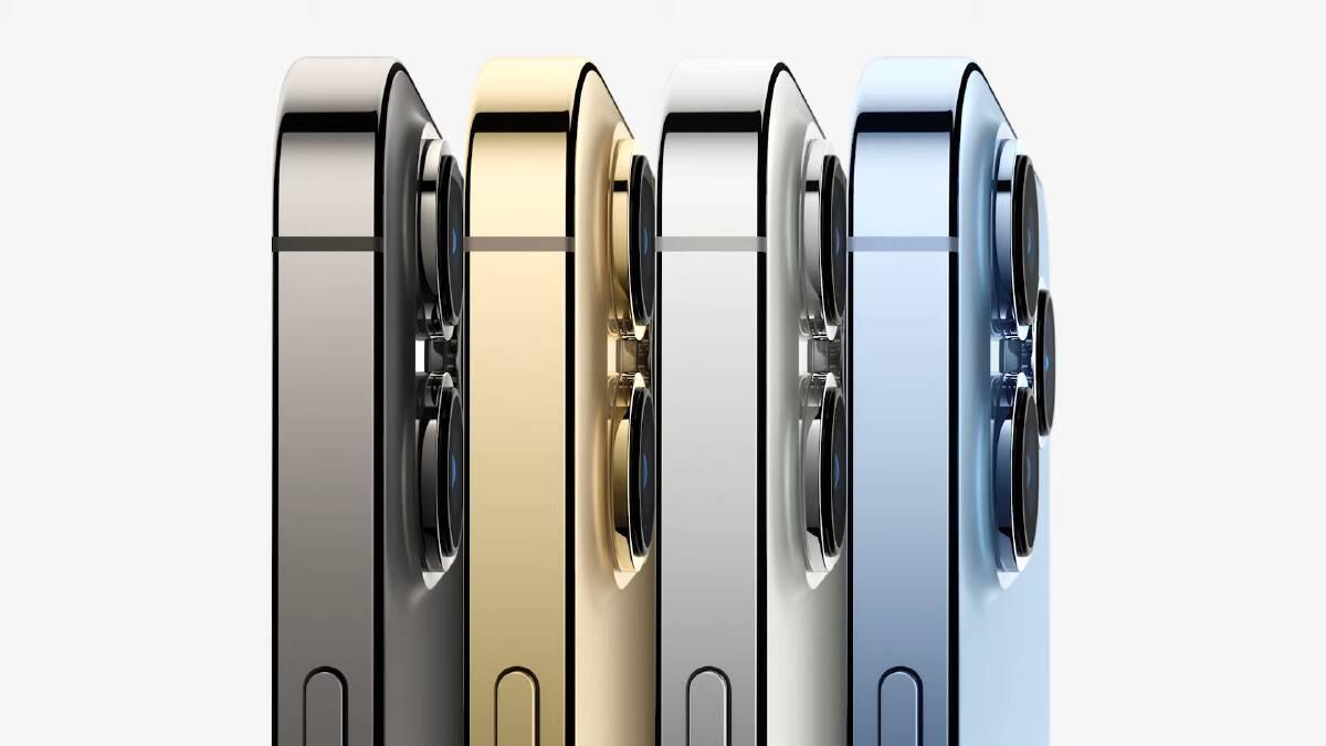 iPhone 13 มาแล้ว พร้อมชิปเซ็ตใหม่ แรงกว่าเดิม