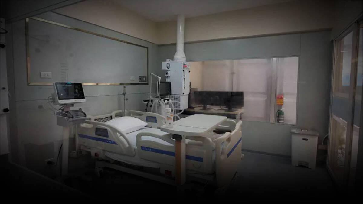 รพ.ปิยะเวท เปิด ICU สนาม 120 เตียง รักษาผู้ป่วยโควิดสีแดง