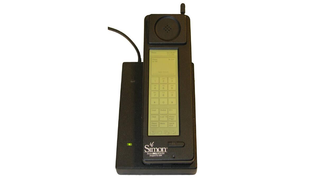 บรรพบุรุษสมาร์ทโฟนต้นแบบ SPC