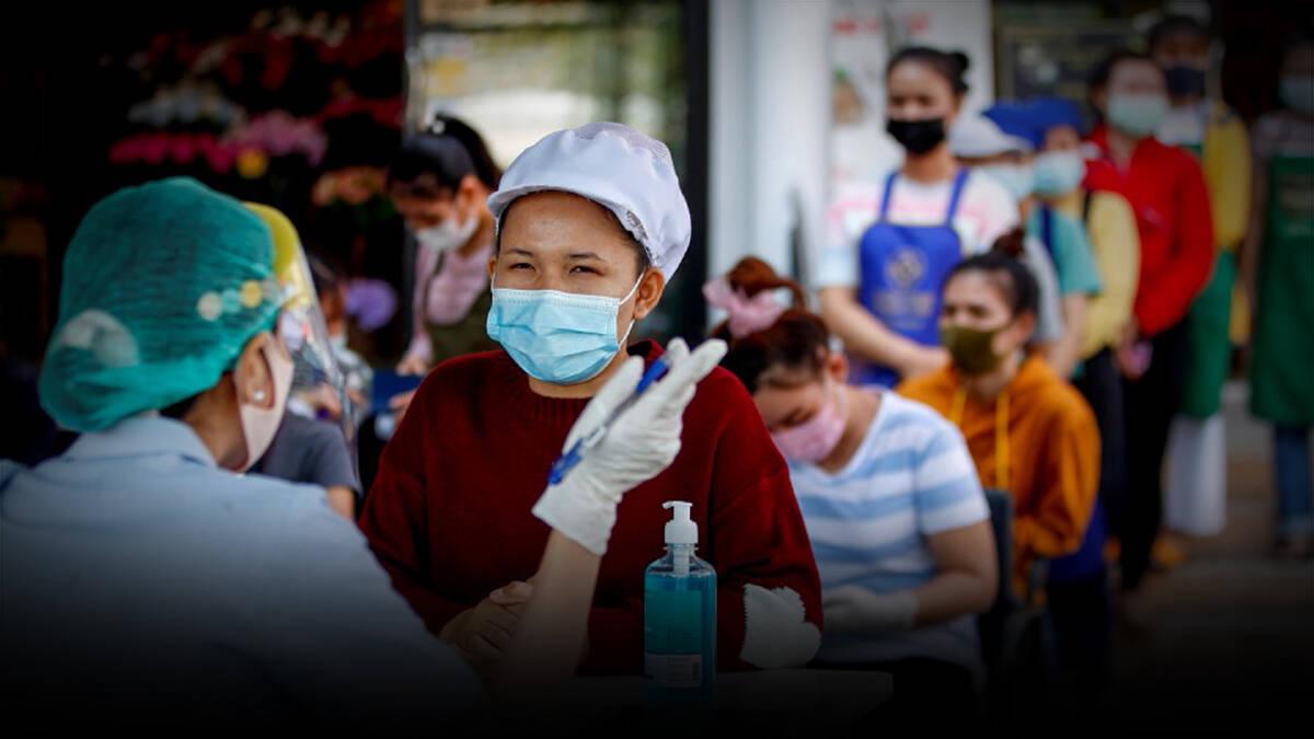 สปสช.ช่วยเหลือเหยื่อวัคซีนโควิดไปแล้วกว่า 157 ล้านบาท
