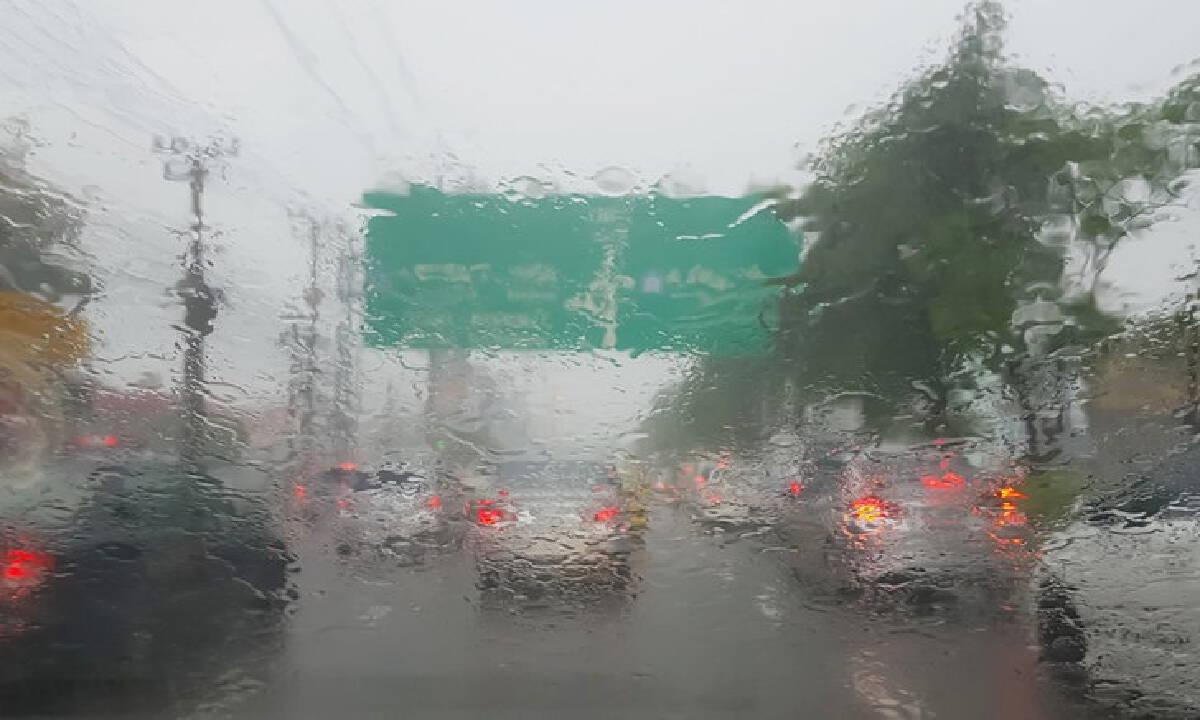 กรมอุตุฯ ประกาศเตือน กทม.ปริมณฑล ฝนถล่ม ร้อยละ 80 ของพื้นที่