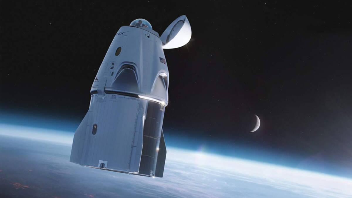 ภาพยาน SpaceX inspiration4
