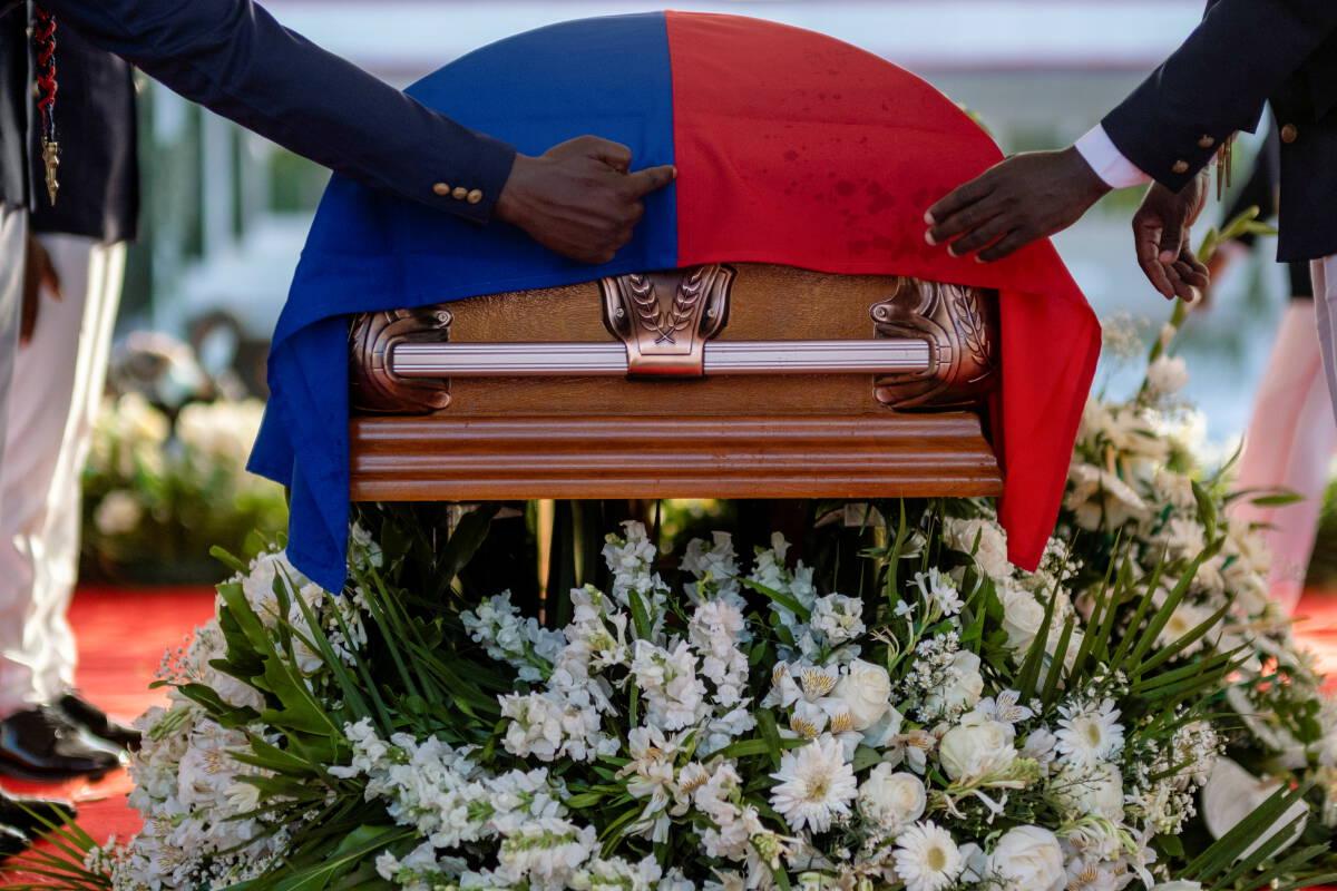 นายกฯเฮติปลดอัยการ สกัดตั้งข้อหาพัวพันฆ่าปธน.