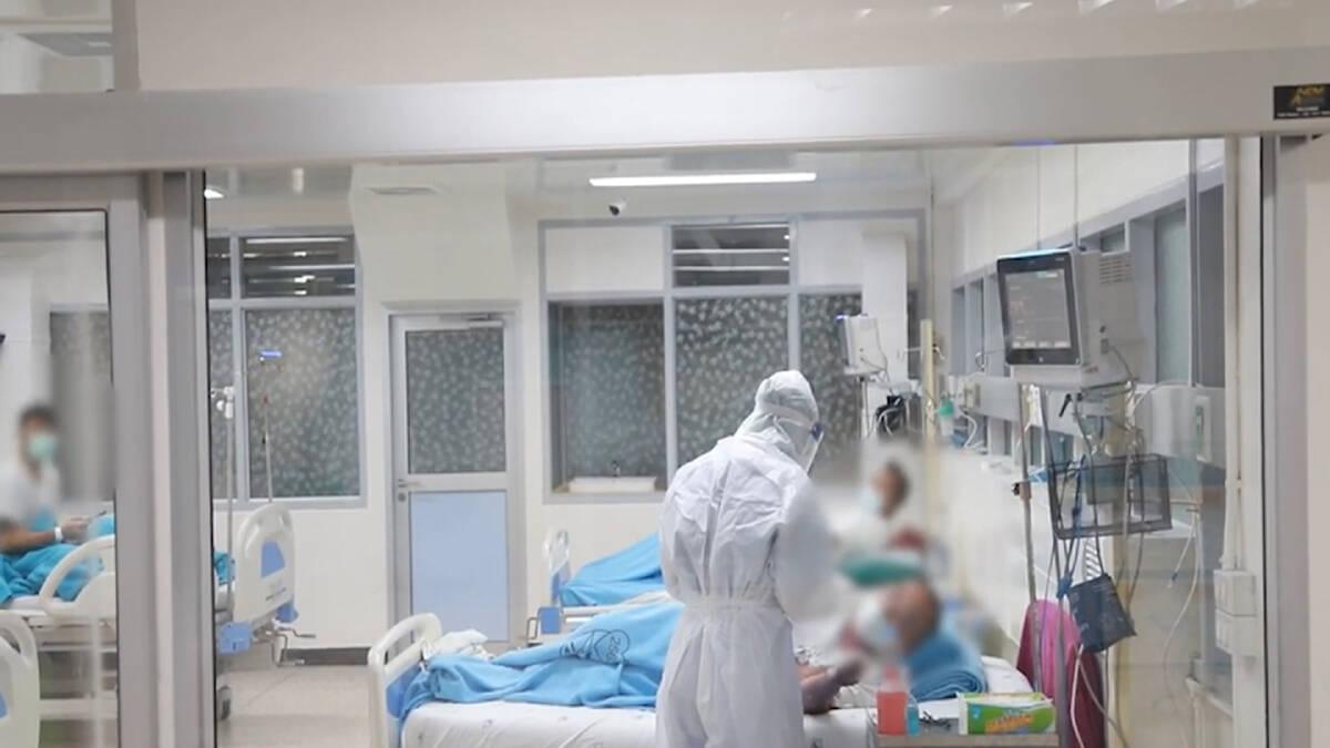 คณะกรรมการควบคุมโรคมีมติเปิดโรงพยาบาลสนามอีกครั้งรับผู้ป่วยโควิด