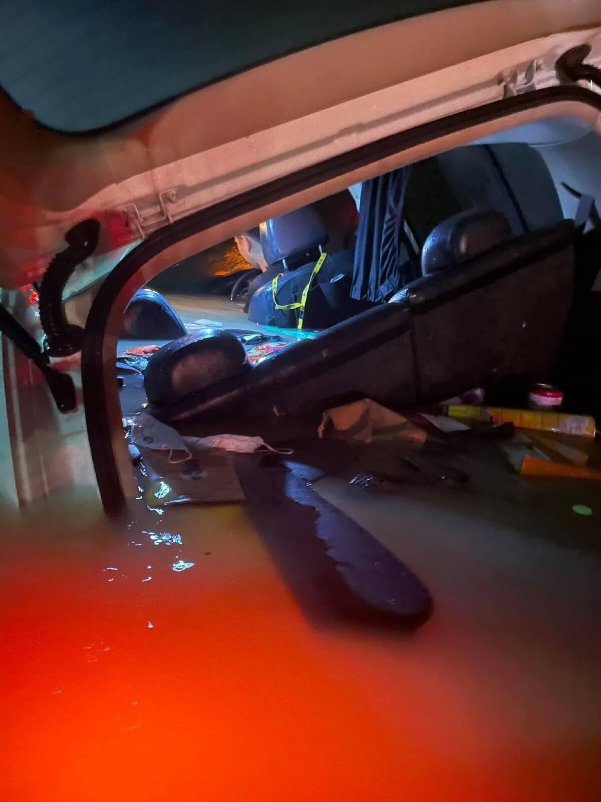 ผู้ประกาศข่าวสาว เผยนาทีเฉียดตาย รถดับ กระแสน้ำพัด โชคดีกู้ภัยเข้าช่วย