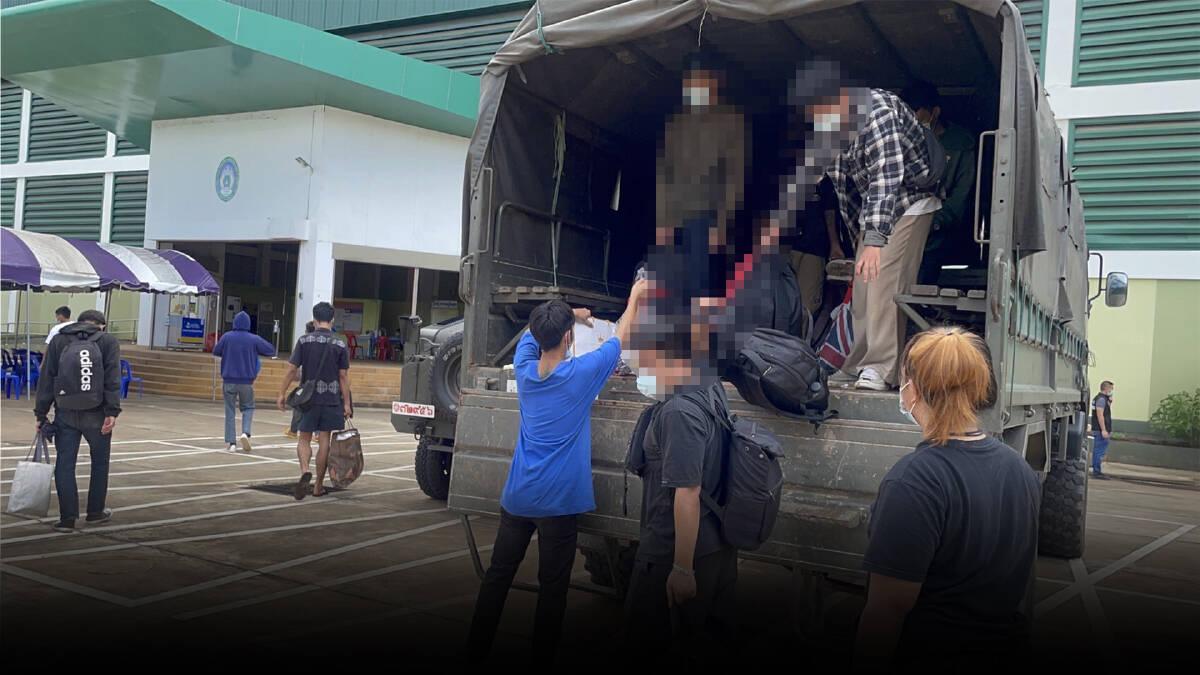 บ่อนกาสิโนยอมปล่อยตัว14คนไทยกลับบ้าน