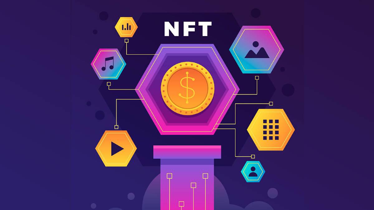 NFT ที่เป็นสินทรัพย์ดิจิทัล