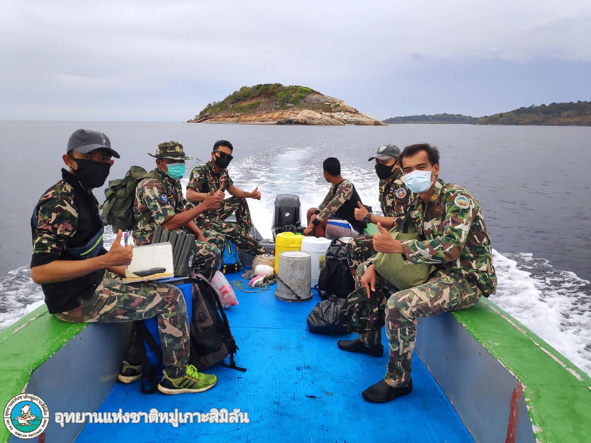 ได้เฮ สิมิลัน พร้อมเปิดเกาะ โชว์ความสวยงามแห่งทะเลไทย 15 ต.ค.นี้