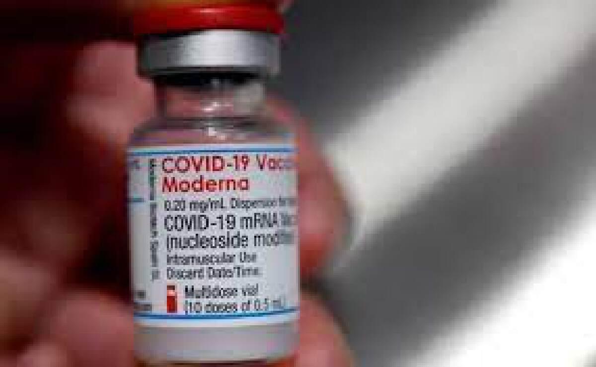 บ.โมเดอร์นา ร้องเอฟดีเอ ใช้วัคซีนโมเดอร์นา ฉีดเข็ม 3 ผู้สูงอายุ-กลุ่มเสี่ยง