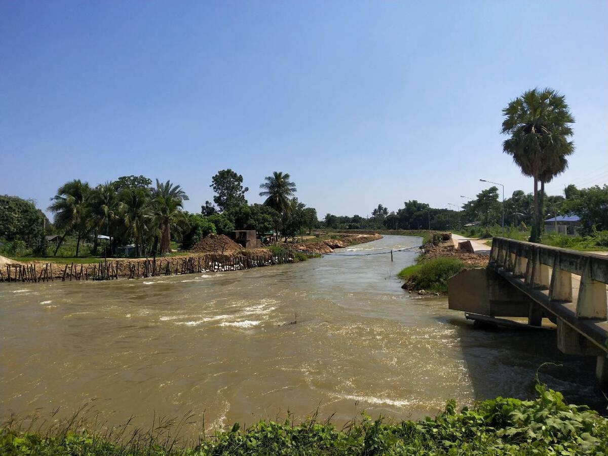 ชป. แจงพิจารณาราคาเวนคืนที่ดินโครงการพัฒนาลุ่มน้ำเพชรบุรีตอนล่างฯ