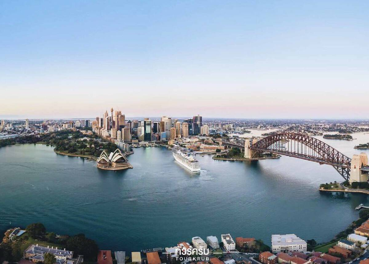 ออสเตรเลียเตรียมเปิดประเทศเดือนหน้า ยกเลิกกักตัว 14 วัน