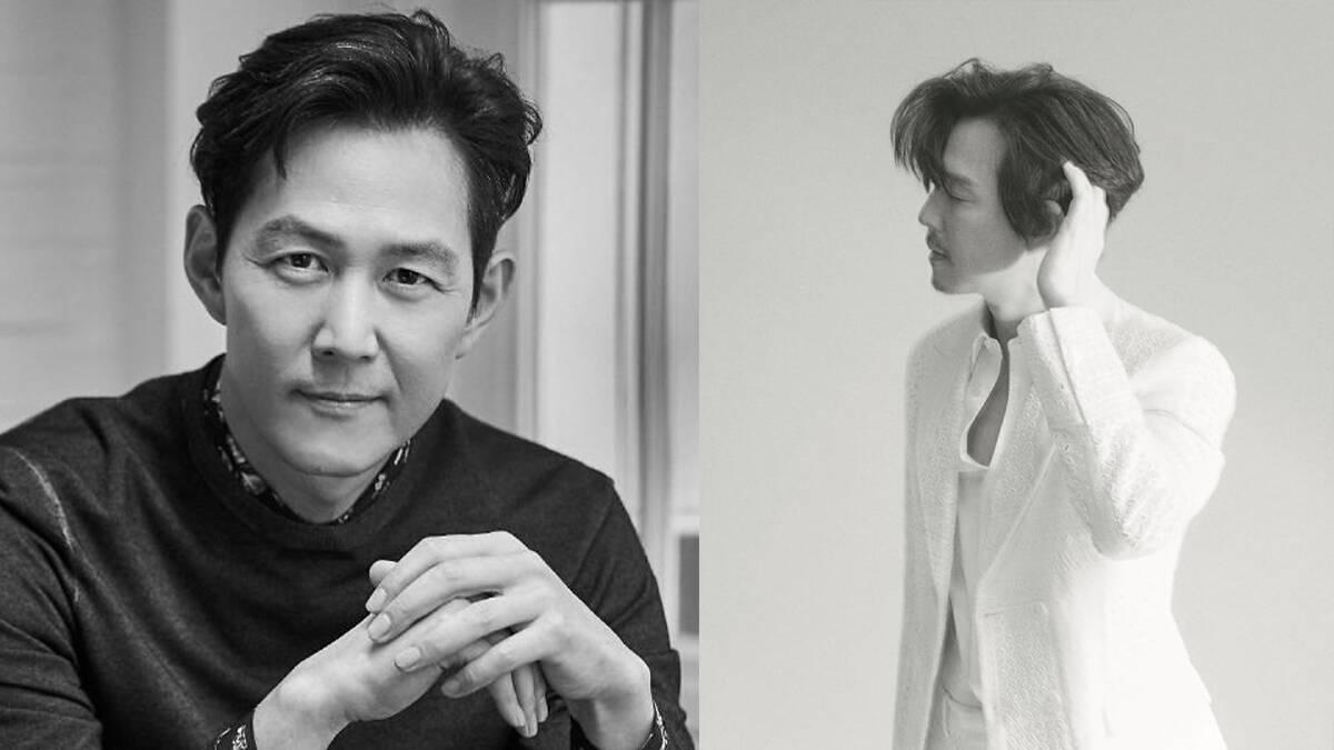 อีจองแจกับการถ่ายแบบให้นิตยสาร GQ เกาหลี