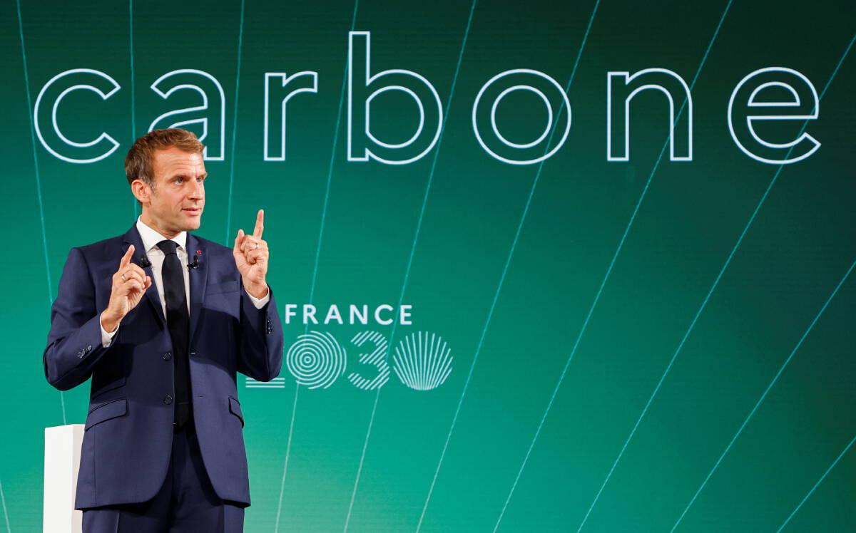 ฝรั่งเศสเปิดแผนการลงทุน 3 หมื่นล้านยูโร