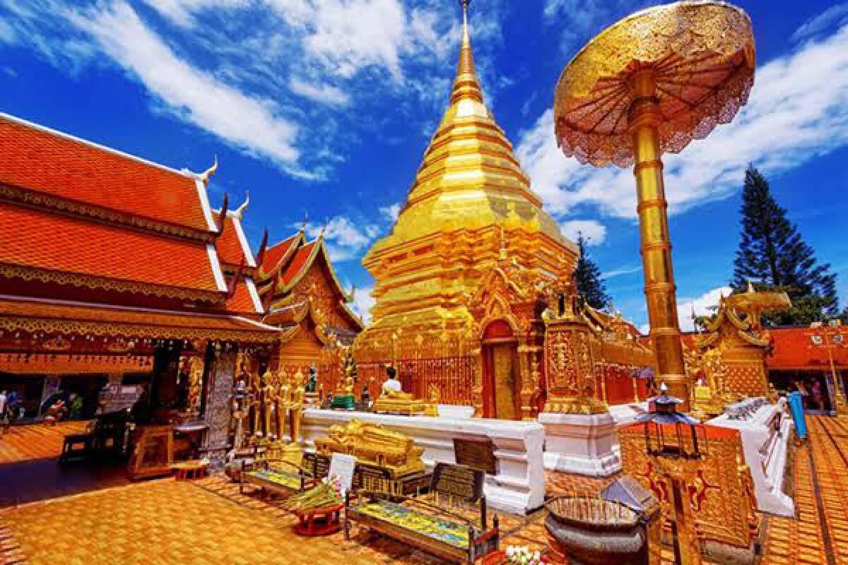 """เปิดท่องเที่ยวเชียงใหม่ใช้สิทธิ์""""เราเที่ยวด้วยกัน เฟส 3-ทัวร์เที่ยวไทย"""""""