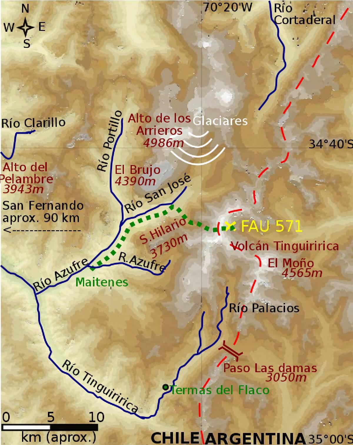 """13 ตุลาคม 2515 - """"ปาฏิหาริย์แห่งเทือกเขาแอนดีส"""""""