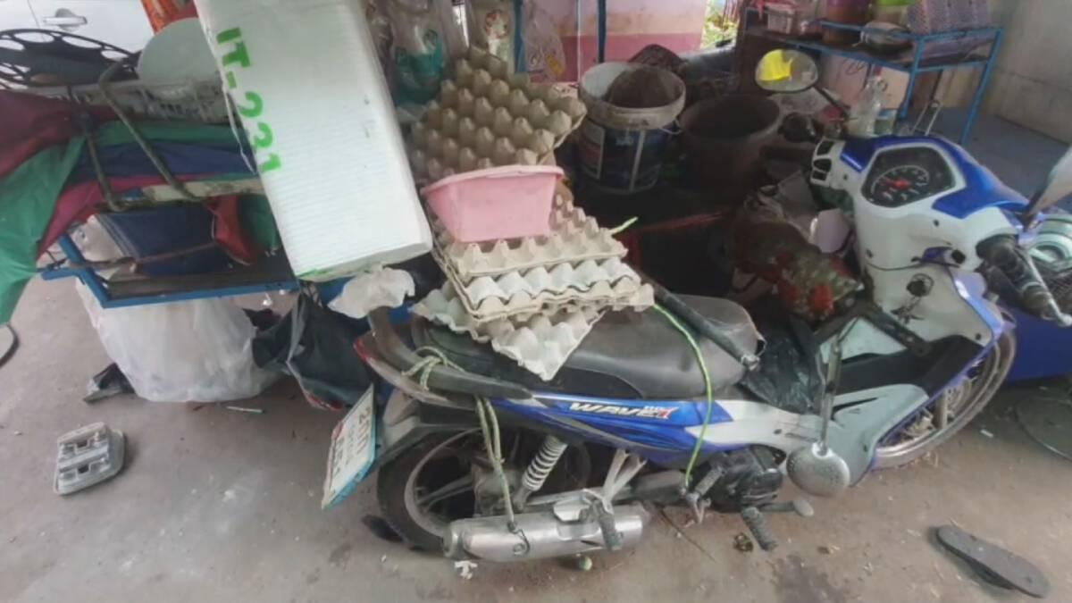 เปิดชีวิตสาวพิการเสียใจถูกหลอกซื้อจักรยานไฟฟ้าสูญเงินเลี้ยงลูก