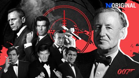 เจมส์ บอนด์ 007 รหัสลับและตัวตนที่ซ่อนอยู่ใน เอียน เฟลมมิ่ง