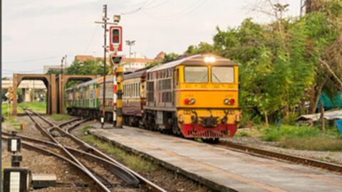 การรถไฟฯ เปิดเดินรถเพิ่ม 18 ขบวน รองรับการเดินทาง