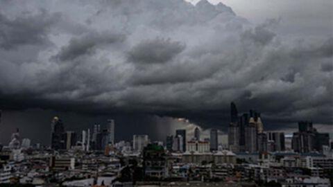 พยากรณ์อากาศ 24 ชั่วโมง กทม.มีฝนฟ้าคะนองร้อยละ 60 ของพท.