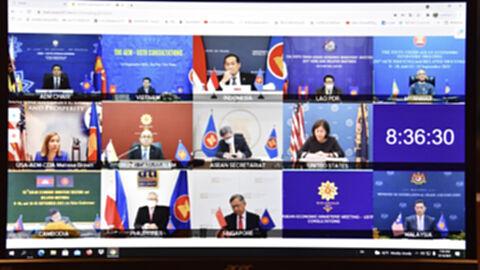 รัฐมนตรีเศรษฐกิจอาเซียน-สหรัฐฯ เคาะแผนร่วมมือการค้า-ลงทุนฉบับใหม่