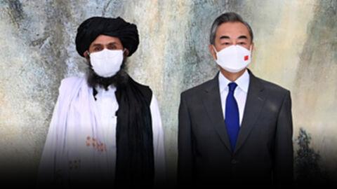 จีนใจป้ำ ให้ยุทโธปกรณ์-วัคซีนแก่อัฟกานิสถานกว่าพันล้าน