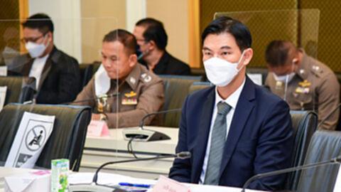 กนอ.ถกหามาตรการป้องกัน-แก้น้ำท่วมกรุงเทพฯ-ปริมณฑล