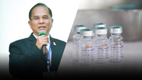 หมอเตือน! อันตรายดื่มมากเกินไปก่อน-หลังฉีดวัคซีน เสี่ยงโซเดียมในเลือดต่ำ