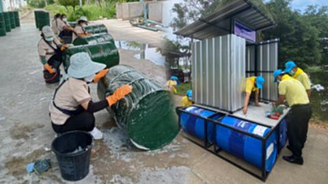 ก.แรงงาน ระดมจิตอาสา สถานประกอบกิจการ ช่วยผู้ประสบภัยน้ำท่วม