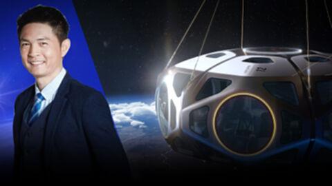 ชวนไปทัวร์อวกาศด้วยบอลลูน ราคาไม่แพงอย่างที่คิด